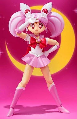 S.H.FIGUARTS CHIBI MOON