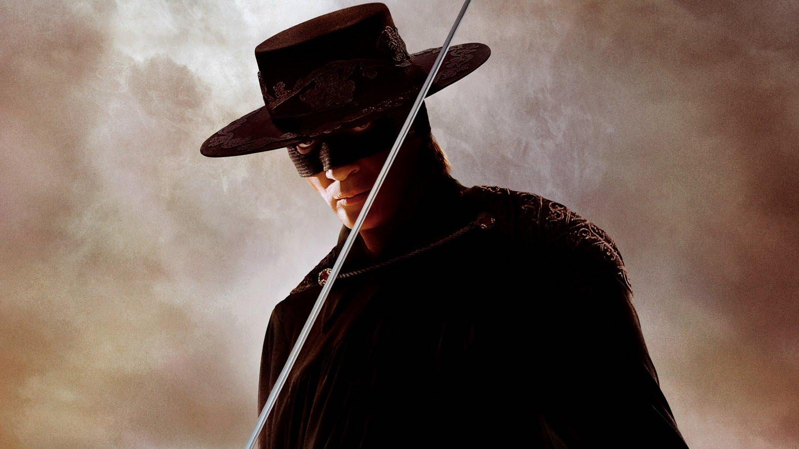 #1 The Mask of Zorro H...