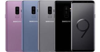 Samsung Galaxy S9 & Galaxy S9+