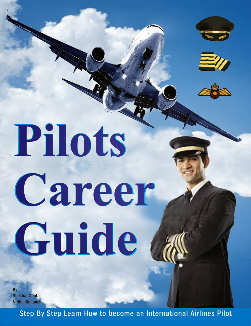 Order A Book Pilot's Career Guide