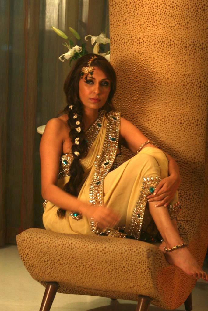 Indian models « Vj model pooja misrra bridal photo shoot