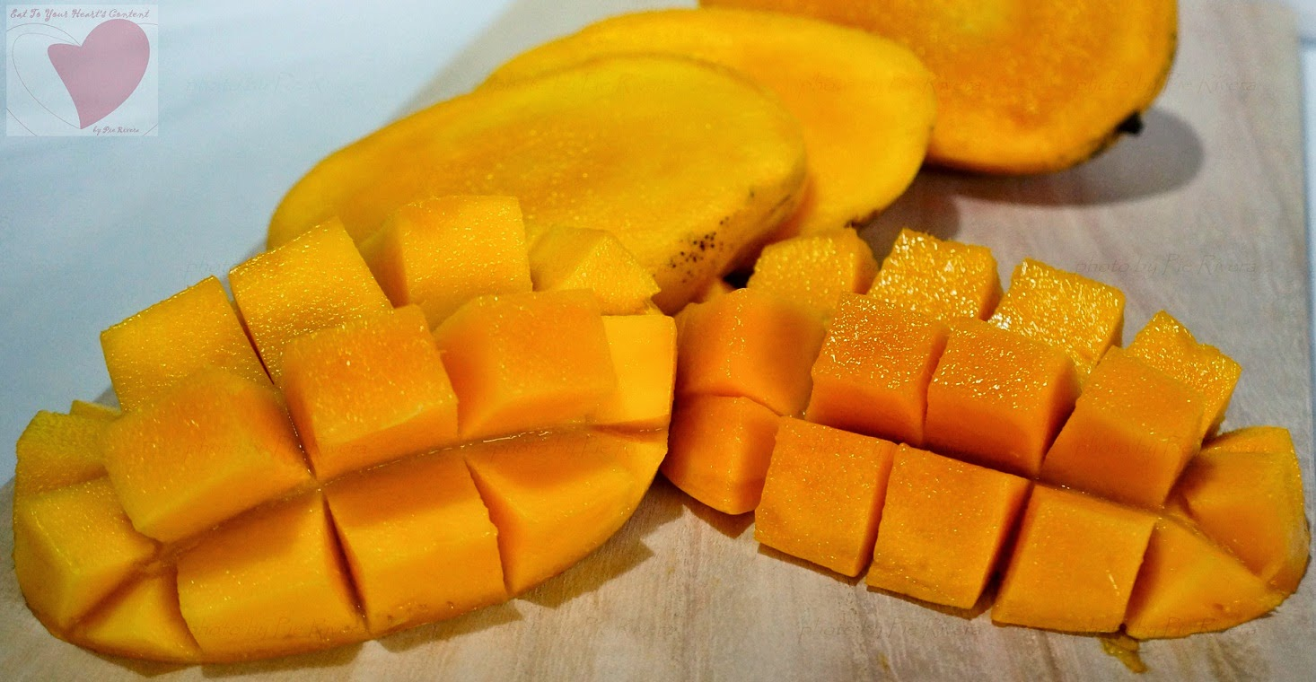 Deliriously Delicious Philippines Mangoes