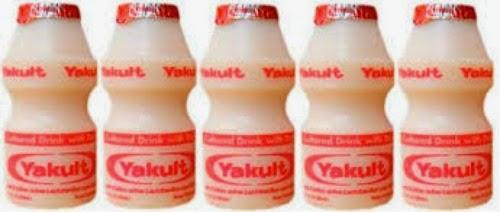 Yakult, sabores da infância