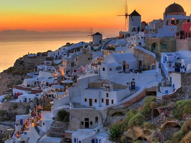 Vacanze Santorini, Cicladi,Grecia