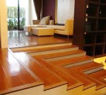 To be more attractive home flooring