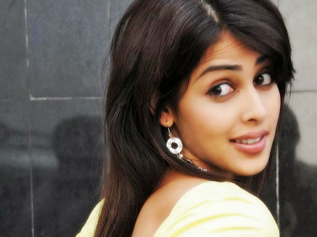 south cinema updates: genelia hd cute wallpapers