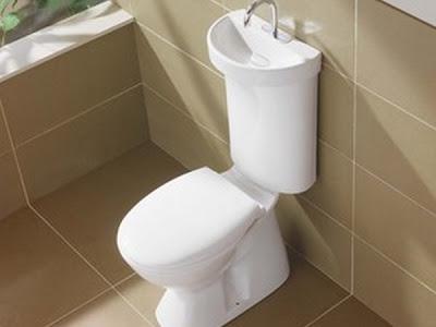 Retrete - lavabo