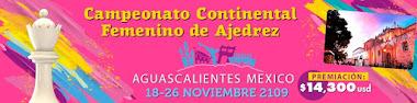 Campeonato Continental Femenino de Ajedrez (Dar clic a la imagen)