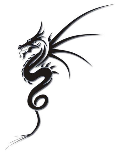 2013 dragon tattoo designs art designs. Black Bedroom Furniture Sets. Home Design Ideas