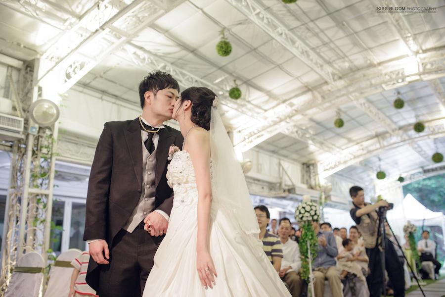婚禮攝影 | Kevin + Clio|青青時尚花園會館凡爾賽花園
