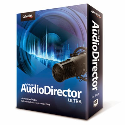 Download CyberLink AudioDirector Ultra 4.0.3825 Full ...