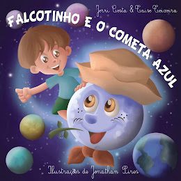 Falcotinho e o Cometa Azul