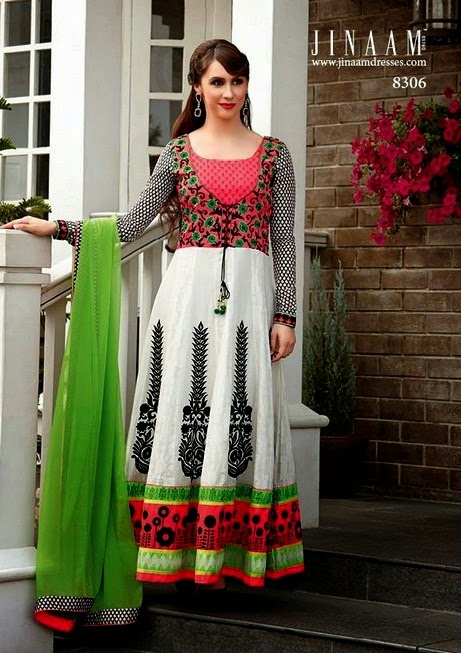 ZAREEN by Jinaam Cotton Designer Shalwar Kameez