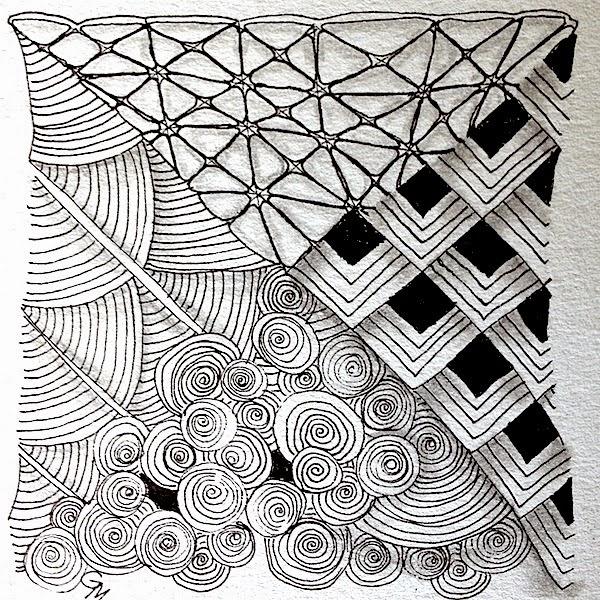 qué ARTE, quillo!: #Zentangle (dibujo de patrones): QUÉ ES y CÓMO SE ...