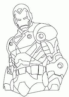 Desenhos do Homem de Ferro