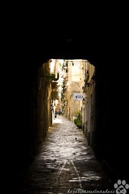 Casco Histórico de Nápoles