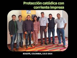 BOGOTÁ, COLOMBIA, JULIO 2014