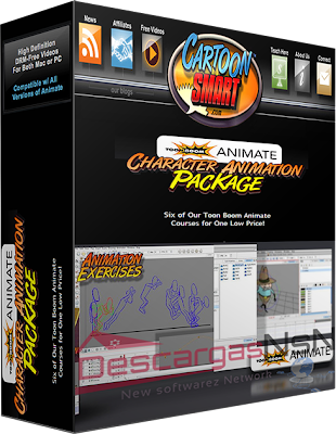 CartoonSmart: Toon Boom Animate Character Animation Courses
