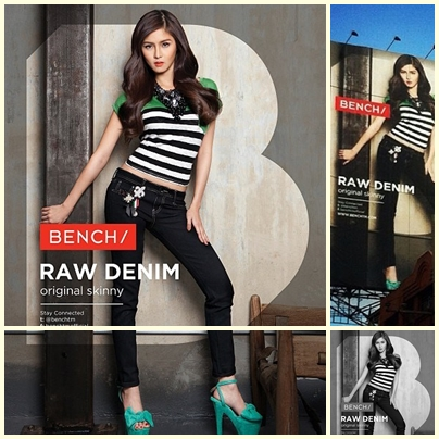Kim Chiu for Bench Back to School (Denim) campaign