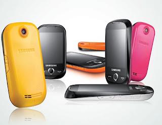 Samsung Corby B3210 TXT