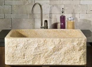 Neo arquitecturaymas ba eras y lavabos materiales - Baneras de piedra ...