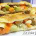 Omelete com Legumes e Frango - Rápido e Fácil { Receita DWYS2 }