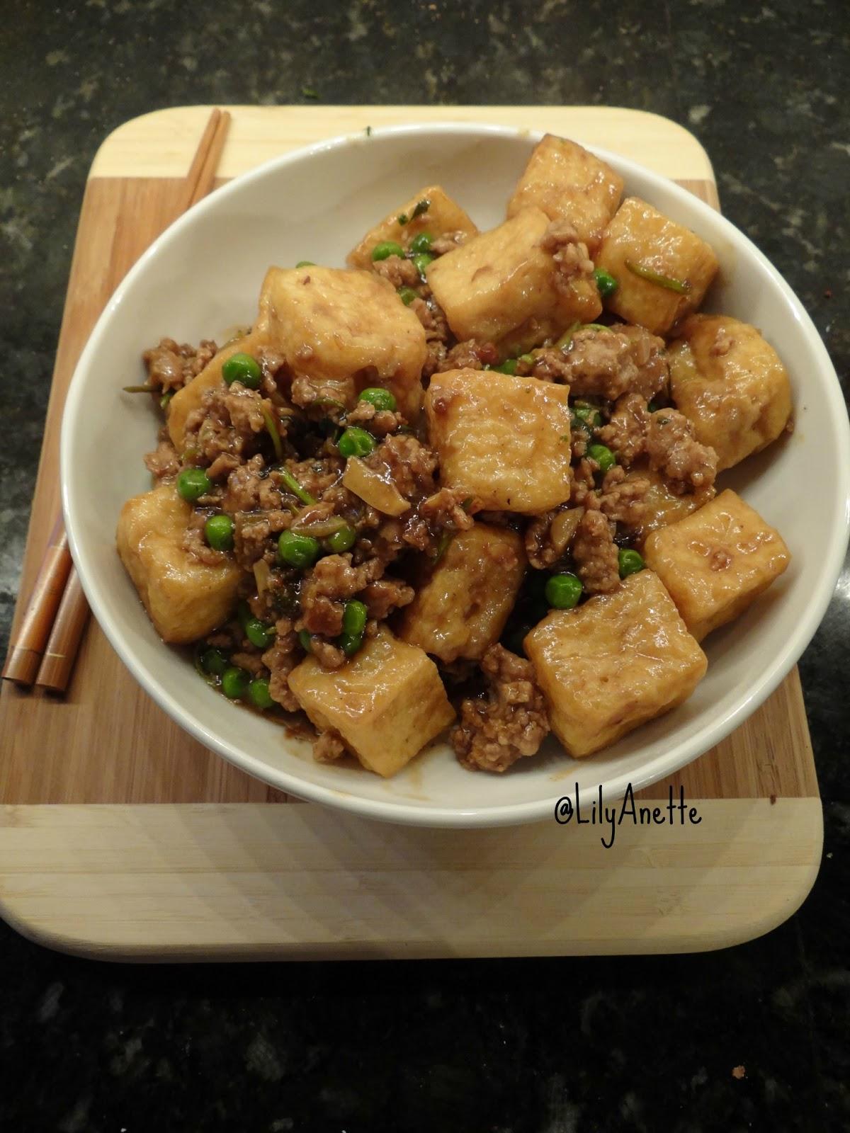 Fried Tofu Puffs Recipe 20 Tofu Puffs