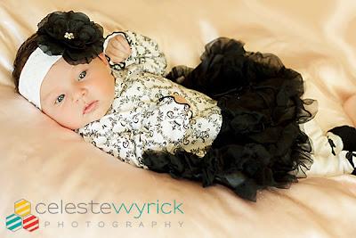 Traditional Newborn Photography. Copyright 2012 Celeste Wyrick Photography