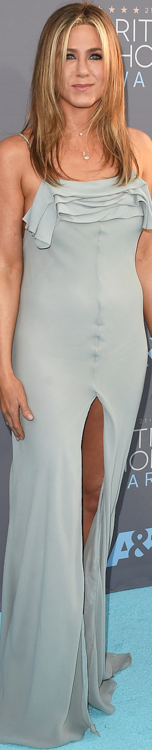 Jennifer Aniston 2016 Critics' Choice Awards