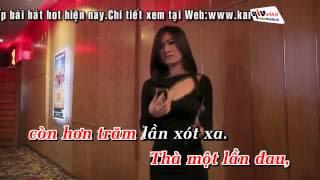 Cơn Gió Hạnh Phúc (Karaoke) - Ngọc Thúy
