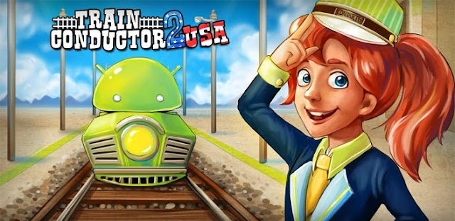 Train Conductor 2: USA v1.4 Apk
