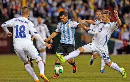 Argentina vs Bosnia herzegovina