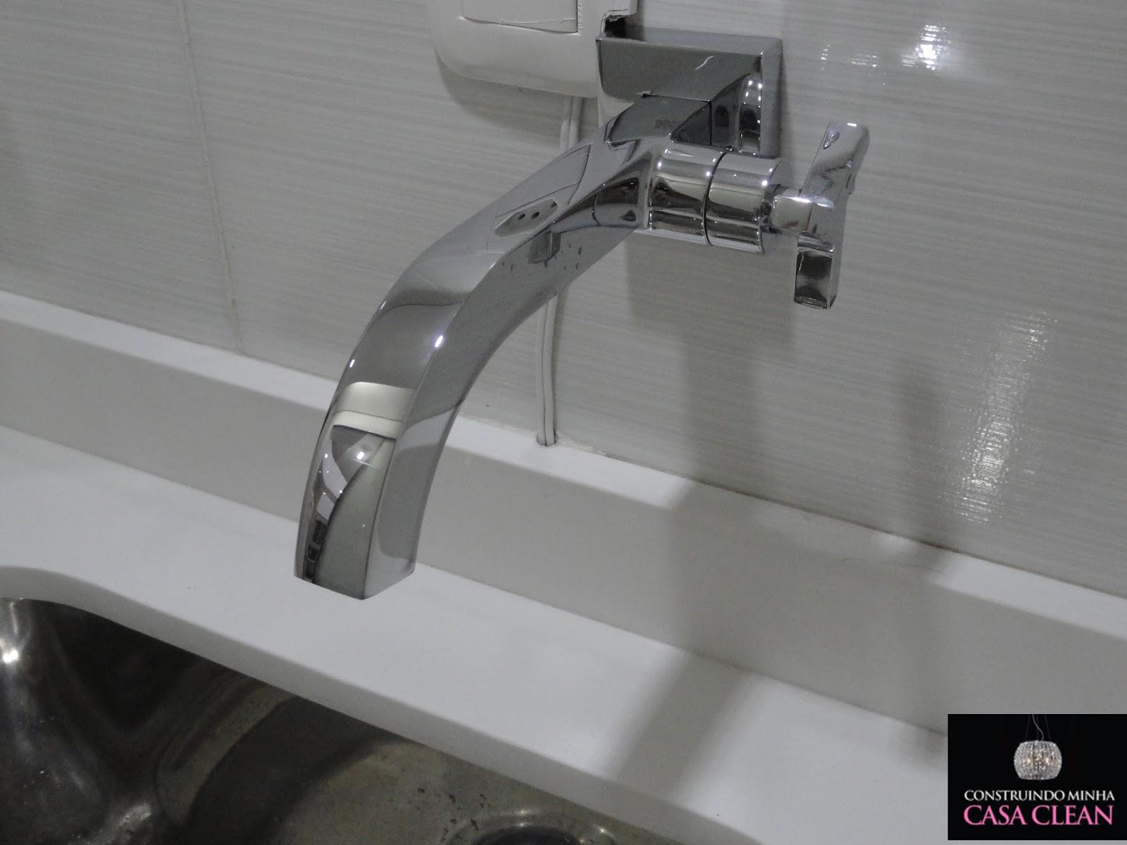 Minhas Cubas Torneiras Ralos e Válvula Click Via Casinha Bonita! #59494B 1600x1200 Acessorios Banheiros Joinville