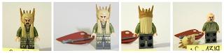 LEGO Thranduil elvenking