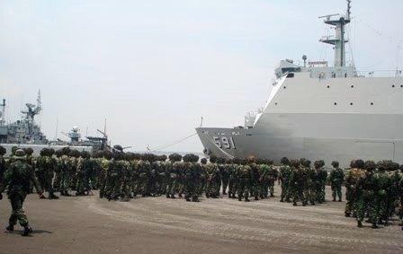 Menakar Kekuatan Alutsista TNI Hingga Tahun 2014