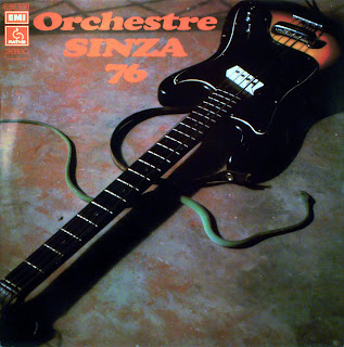 Orchestre Sinza - 76,Pathé Marconi / EMI 1975