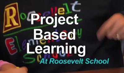 Roosevelt Elementary's PBL Program