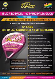 FOTOS, RESULTADOS TORNEO FIN DE LIGA Y CLASIFICACION FINAL LIGA RD 2015