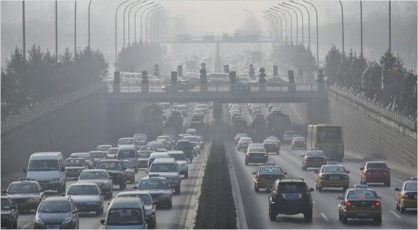 Smog fotoquimico efectos en el medio ambiente 50