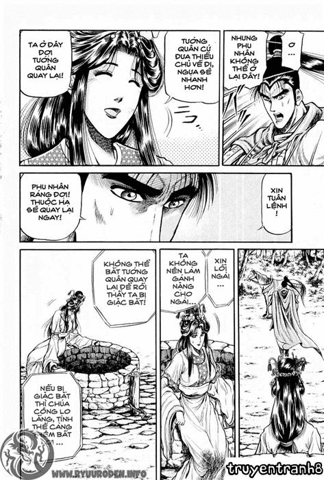 Chú bé rồng-Ryuuroden chap 24 Trang 47 - Mangak.info