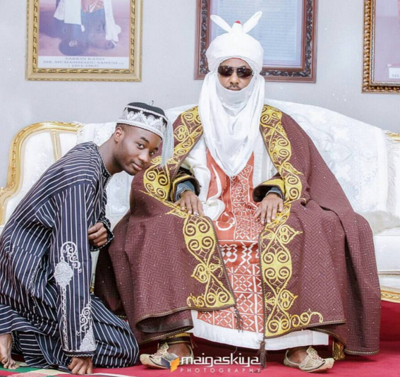 emir of kano son