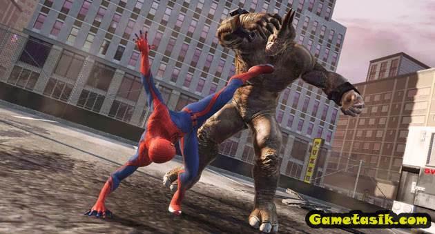 Game The Amazing Spiderman
