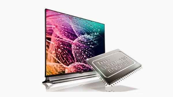 Pantalla LG 4K Ultra HD