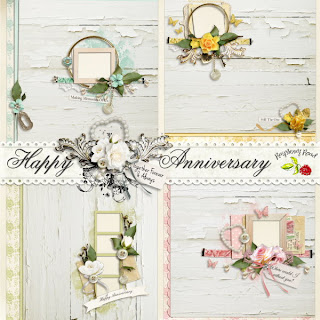Happy Anniversary Collection Free Labels