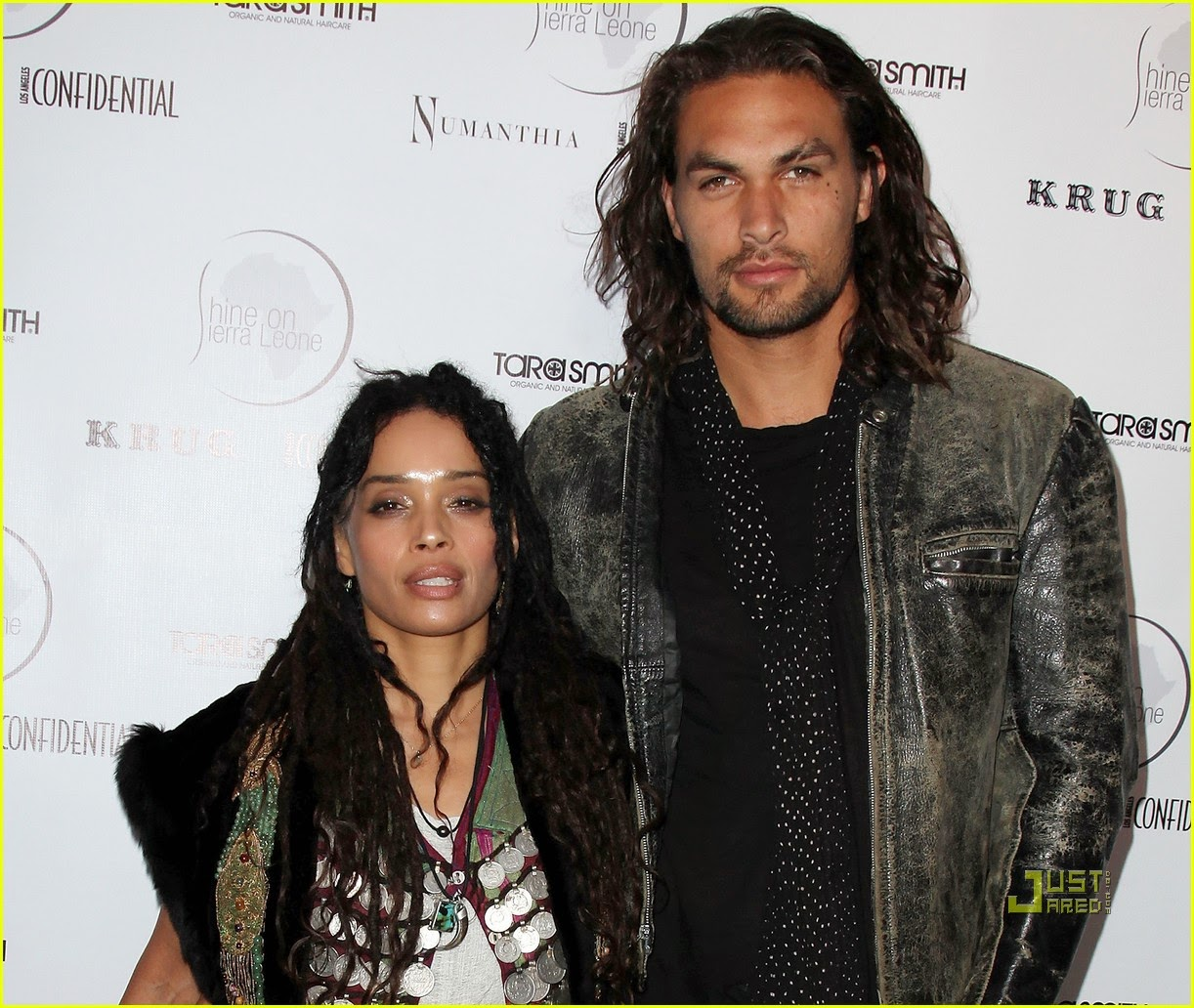 Jason Momoa Wife Jason Momoa And His Wife