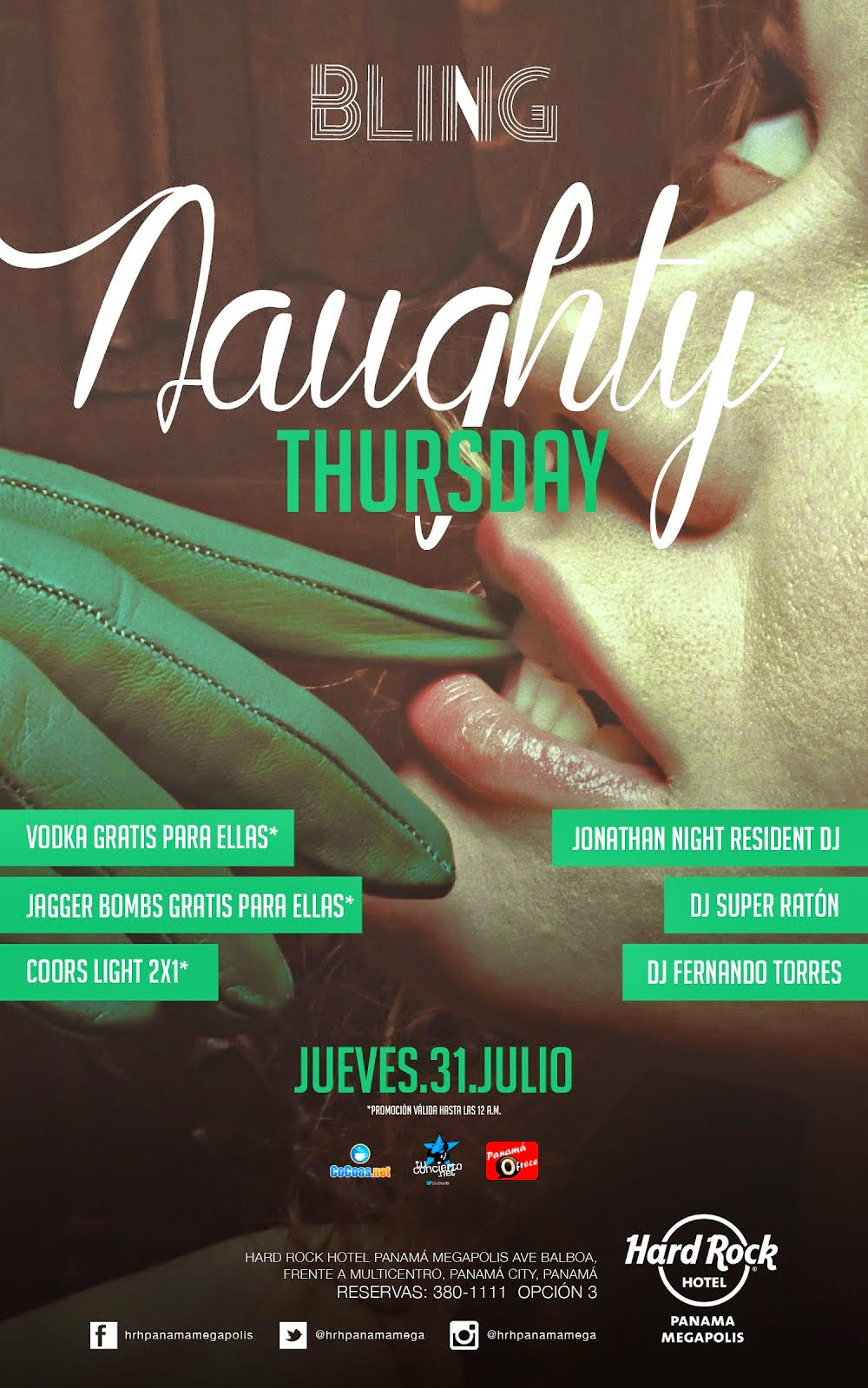 Naughty Thursdays - BLING
