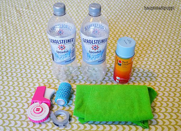 Zutaten für DIY Hanteln von hauptstadtpuppi