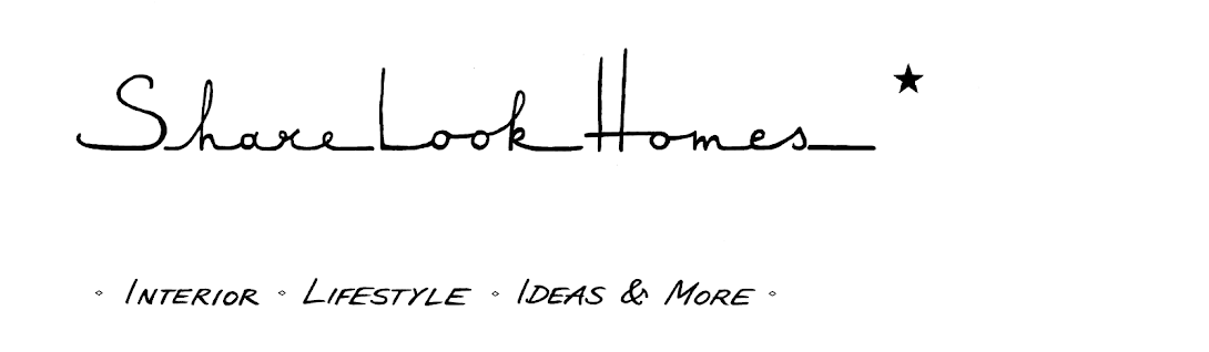 ShareLookHomes Interior, Lifestyle, Ideas and More