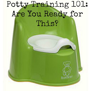tips for potty training when to start potty training