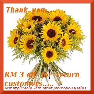 For return customers....